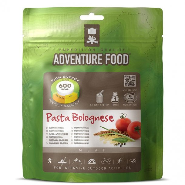 Adventure Food - Pasta Bolognese (1 portion)