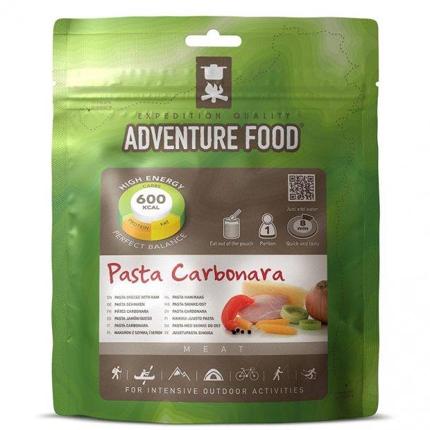 Adventure Food - Pasta Carbonara (600 kcal, 1 portion)