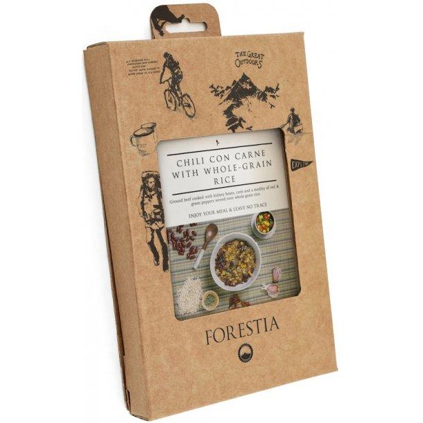 Forestia - Chili Con Carne med Fuldkornsris (100 kcal)