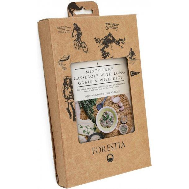 Forestia - Lammegryde med Mynte med Langkornede og Vilde Ris (111 kcal)