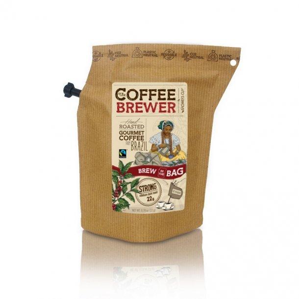 Grower's Cup - Brazil Fairtrade Kaffe