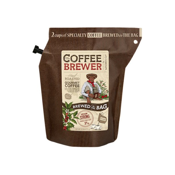 Grower's Cup - Columbia Økologisk Fairtrade Kaffe