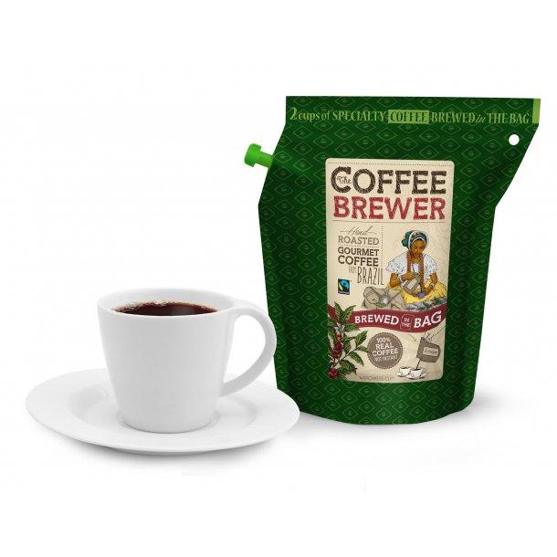 Grower´s Cup - Brazil Økologisk Fairtrade Kaffe