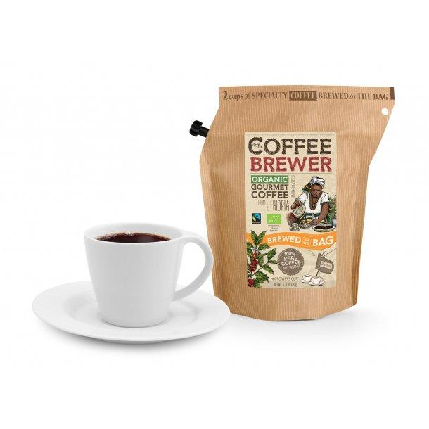 Grower´s Cup - Ethiopia Økologisk Fairtrade Kaffe