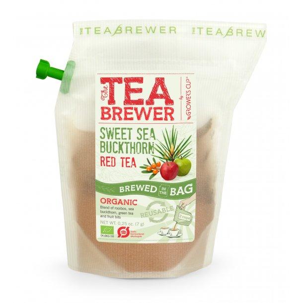 Grower's Cup - Sweet Sea Buckthorn Økologisk Gourmet Te