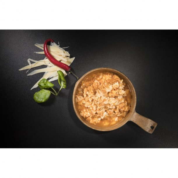 Tactical Foodpack - Pasta og Tun (513 Kcal)