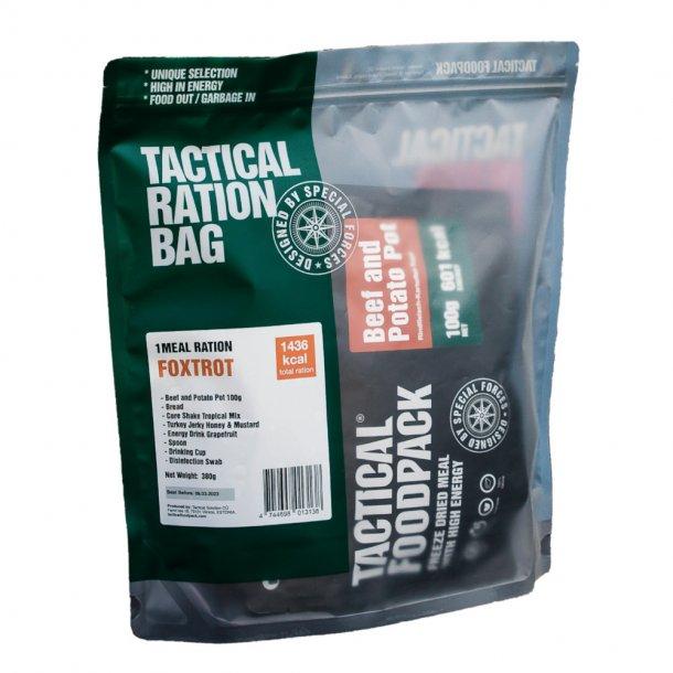 Tactical Foodpack - Feltration Foxtrot (1395 Kcal)