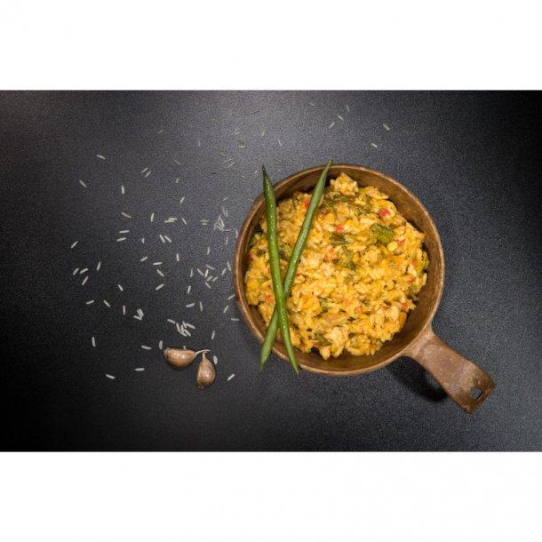 Tactical Foodpack - Kylling og Ris (416 kcal)