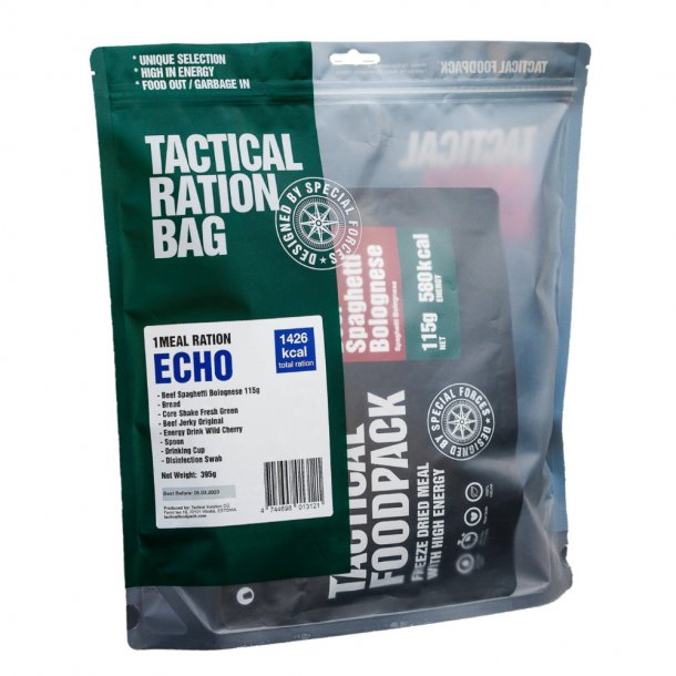 Tactical Foodpack - Feltration Echo (1385 Kcal)