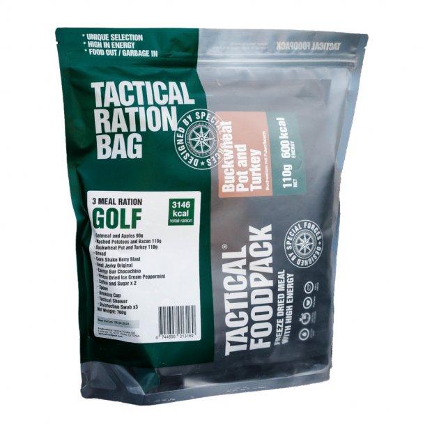 Tactical Foodpack - Feltration Golf (3126 Kcal)