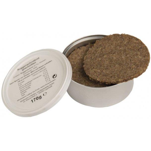 Mil-Tec - Rugbrød (180 kcal)