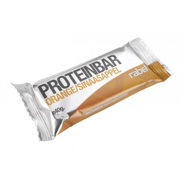 Rabel - Orange Proteinbar (40 g)