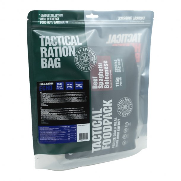 Tactical Foodpack - Feltration Echo (1348 Kcal)
