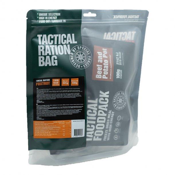 Tactical Foodpack - Foxtrot Feltration 1309 Kcal