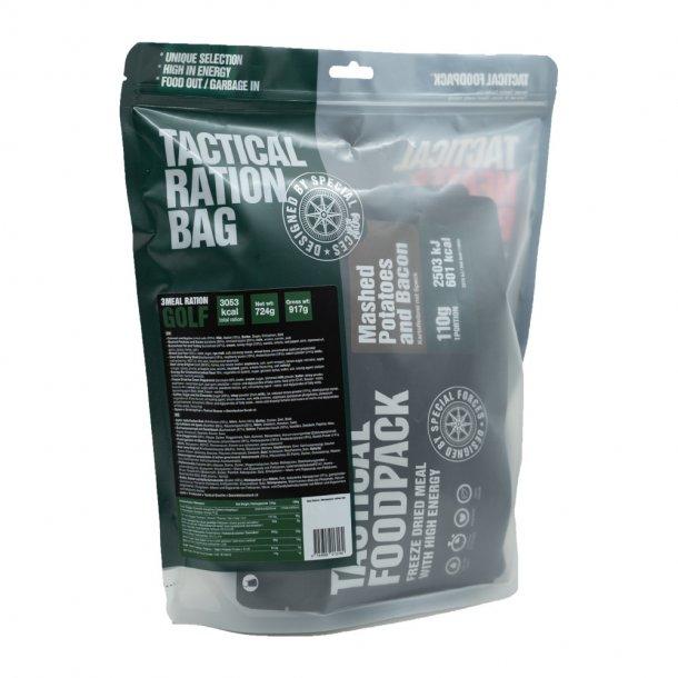 Tactical Foodpack - Golf Feltration, 3 måltider 3053 Kcal