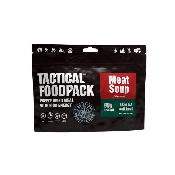 Tactical Foodpack - Klassisk Kødsuppe (440 Kcal)