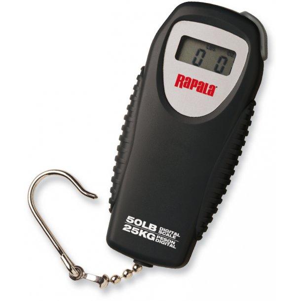 Rapala - Mini Digital Vægt 25kg
