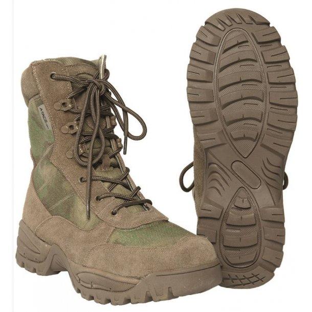 Teesar - Taktisk Støvle MIL-TACS FG m. lynlås