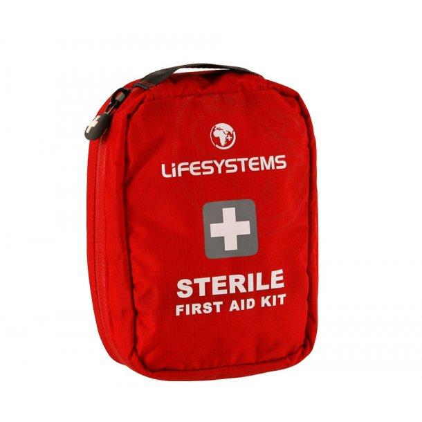 Life Systems - Steril Førstehjælps kit