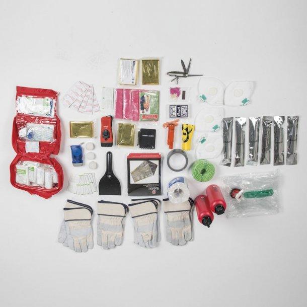 Mil-Tec - Grab&Go Emergency Kit til 4 personer
