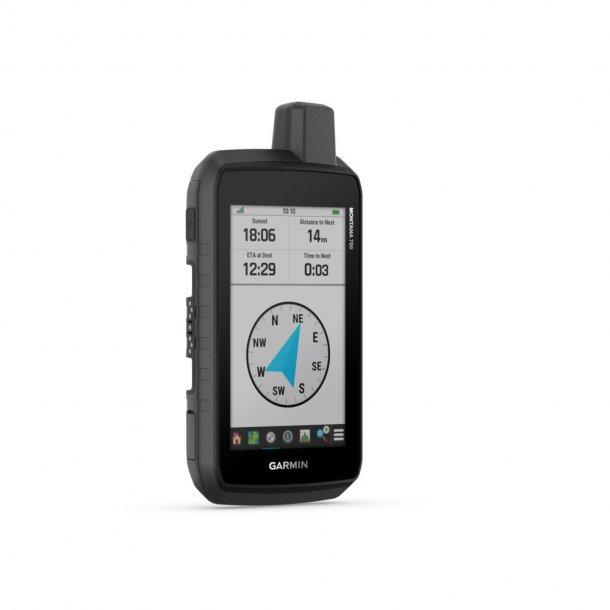 Garmin - Montana 700 Håndholdt GPS