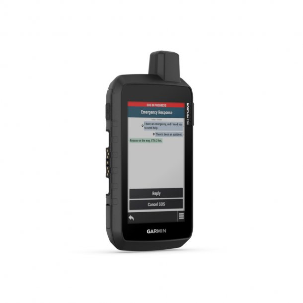 Garmin - Montana 750i Håndholdt GPS