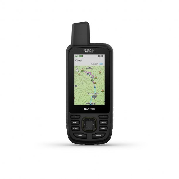 Garmin - GPSMAP 66sr Håndholdt GPS