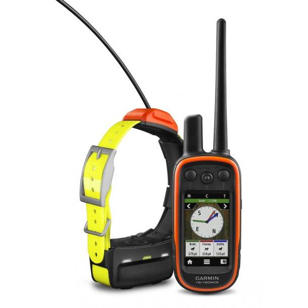 Garmin - Alpha 100 Håndholdt GPS + T5 Hundetracker