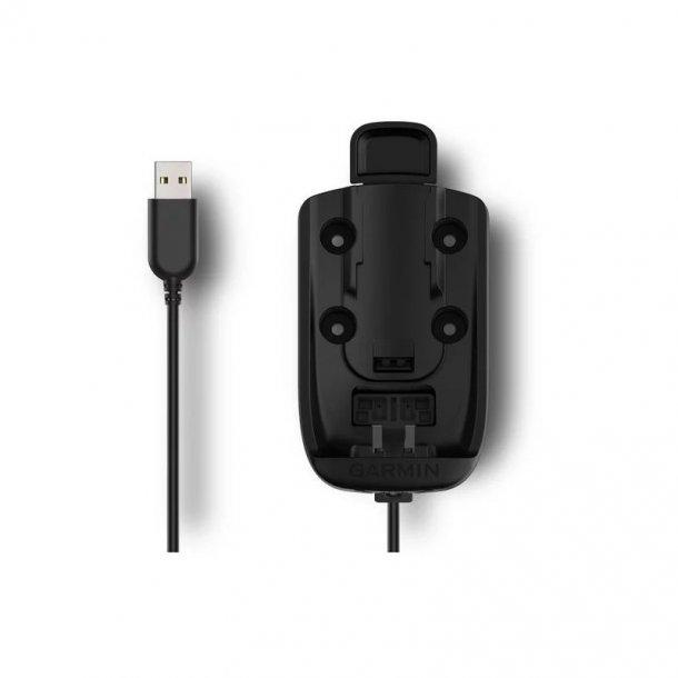 Garmin - AMPS Montering Med Strømforsyning (GPSMAP 66i)