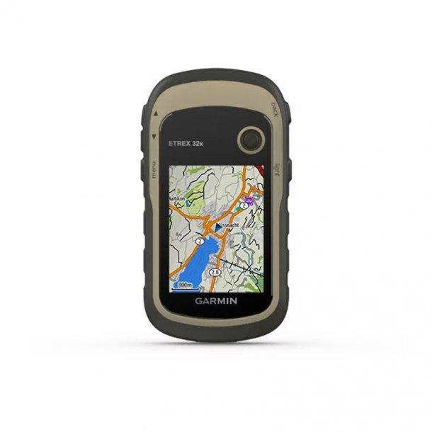 Garmin - eTrex 32x Håndholdt GPS