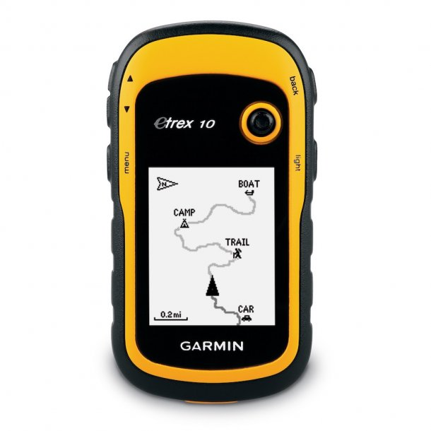 Garmin - eTrex 10 Håndholdt GPS