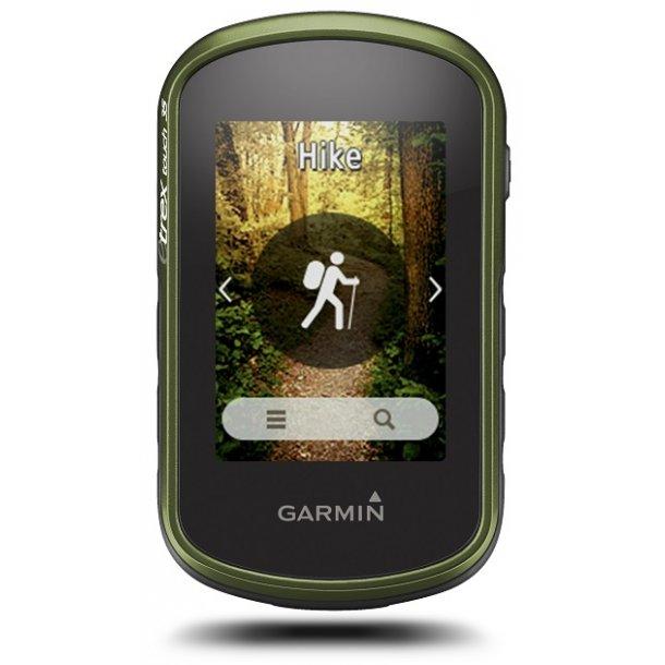 Garmin - eTrex Touch 35 Håndholdt GPS