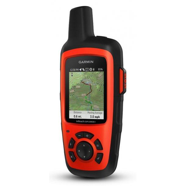 Garmin - inReach Explorer+ Håndholdt GPS
