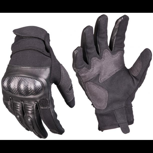 Mil-Tec - Tactical Gen II Handsker i læder
