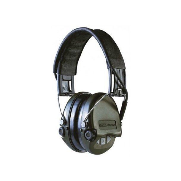 MSA Sordin - Supreme Basic Aktiv Høreværn