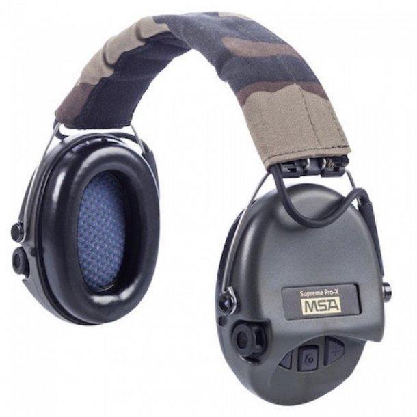 MSA Sordin - Supreme Pro X LED Aktiv Høreværn