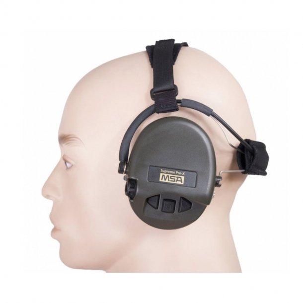 MSA Sordin - Supreme Pro X Neckband Høreværn (Gel)