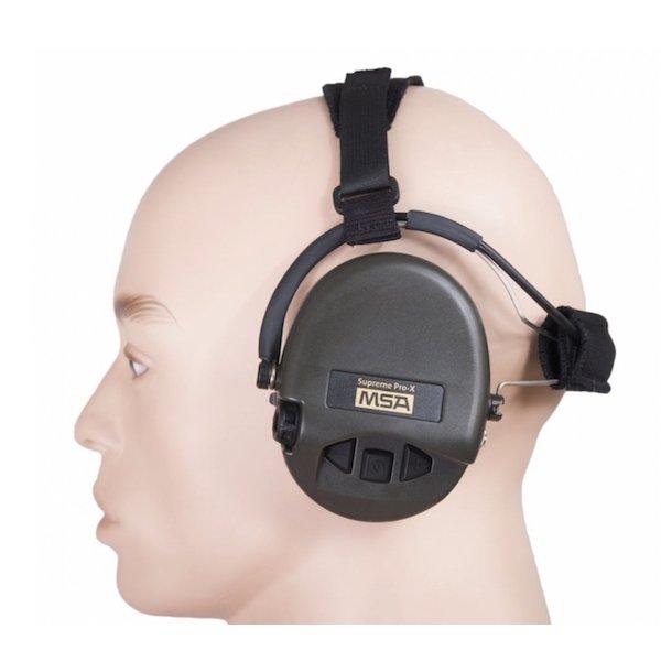 MSA Sordin - Supreme Pro X Neckband Høreværn