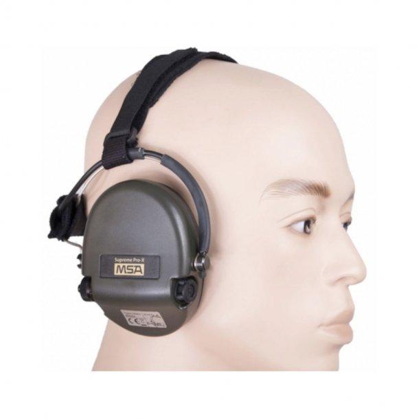 MSA Sordin - Supreme Pro Neckband Høreværn