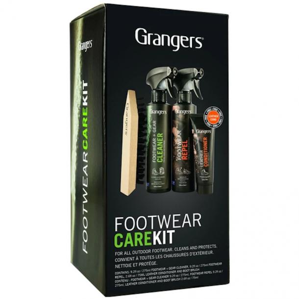Granger's - Footwear Care Kit