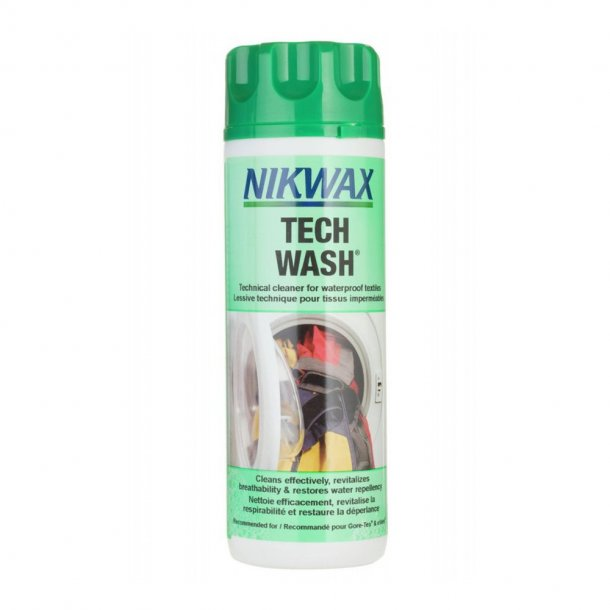 Nikwax - Tech Wash Rensningsmiddel