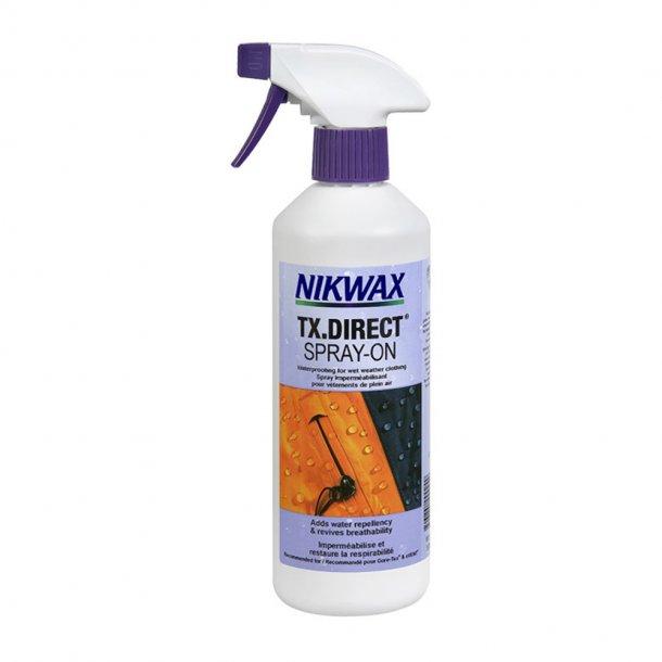 Nikwax - TX.Direct Spray-On Imprægnering