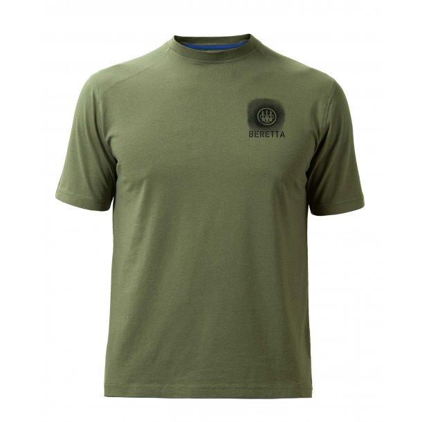 Beretta - T-shirt m. logo