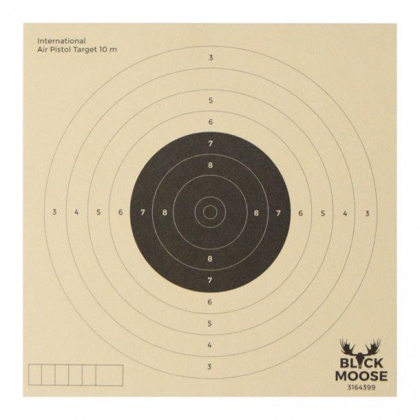 Black Moose - Tavlor Pistol Skydeskiver