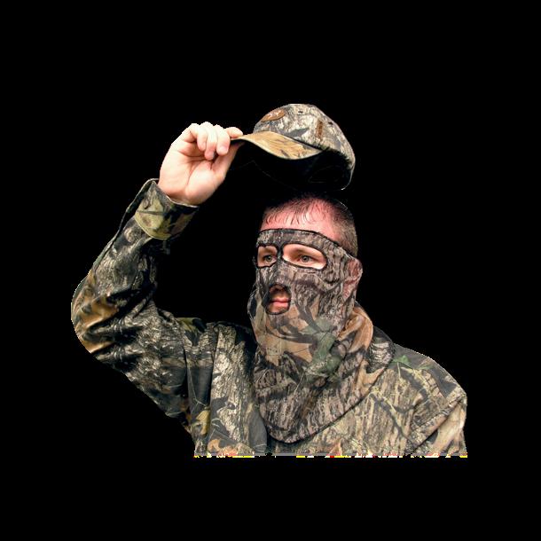 Primos - Hovedmaske 3/4 i mesh