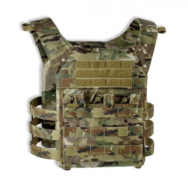 Ginger's Tactical Gear - Kangaroo Skeleton Plate Carrier
