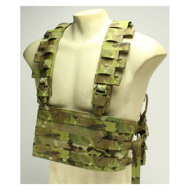 Tardigrade Tactical - Infantry Chest Rig 12x7