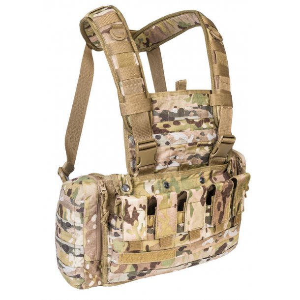 Tasmanian Tiger - Chest Rig MKII M4