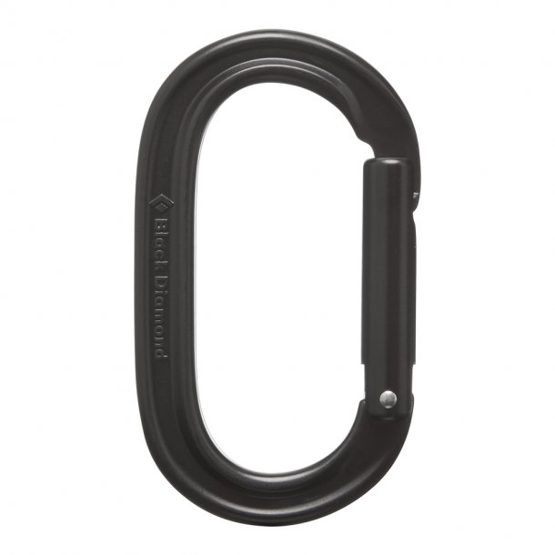Black Diamond - Oval Keylock Karabin
