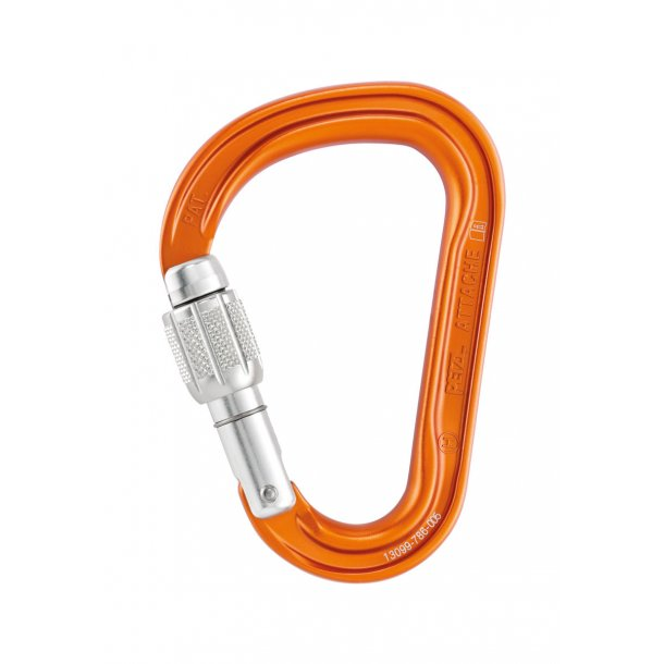 Petzl - Attache Screw Lock